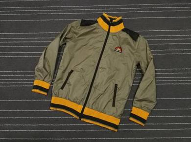 Vintage wind breaker hang ten saiz m