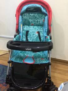Convertible Stroller 'Urbini A516'
