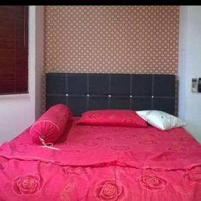 Fully furnish aircon room jln pahang HKL