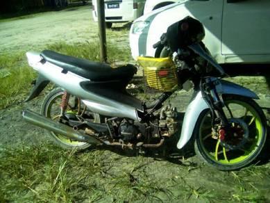 Suzuki samsh pro 110