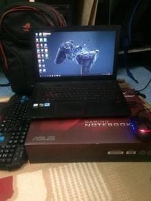 ASUS ROG GL552V Gaming Laptop