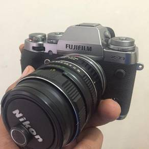 Fuji XT-1 Graphite Limited body