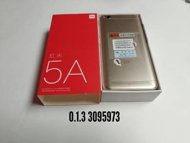 Xiaomi - redmi 5 A - 32gb- new