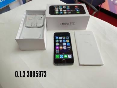 Iphone 5s-16gb- fullset