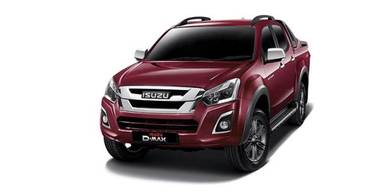 New Isuzu D-Max for sale