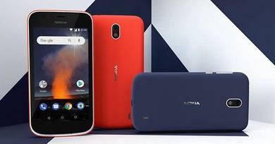 NOKIA 1 (ANDROID OREO) ORIGINAL set Nokia Msia