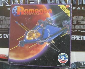 NASA Ramagon System Mars Colony 1995 Oldskool 1