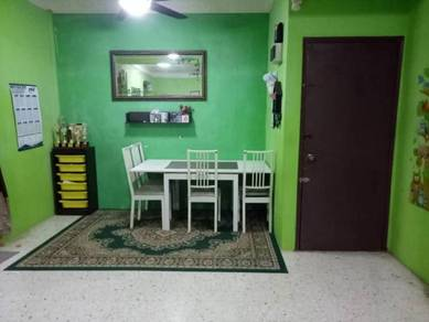 (1st floor) Sri Wira Apartment Ukay Perdana