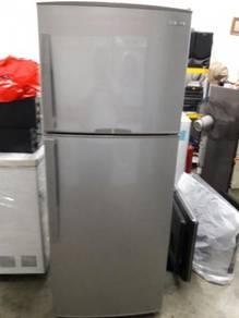Samsung Refrigerator Silver Fridge Grey Peti Ais