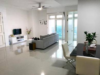 Riverine Sapphire Condominium at Kuching City Centre Facing River