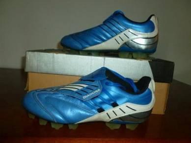 Kasut Bola Diadora size 8.5 Blue and Silver