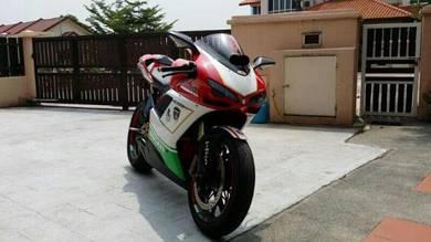 2007 Ducati 1098 Superbike