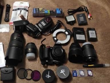 Kamera D5500