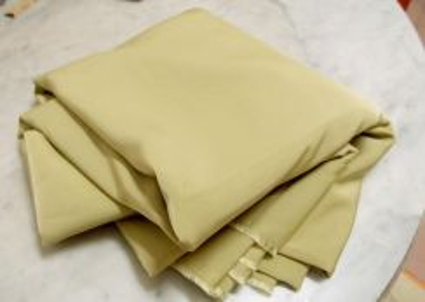 TETORON Lime Green Material 3.7 Meters