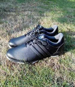 Kasut Golf Adidas UK 10 1/2