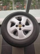 14inch Bridge Stone tyre and Rims