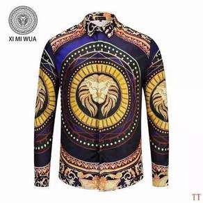 Versace Men Long Shirt