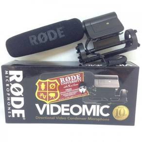 Rode Directional Video Condenser Microphone
