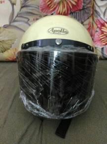 Apollo helmet ( new )