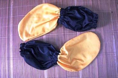 Leech Socks Protection For Jungle Trekking_Yellow