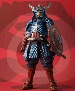 Meisho Movie Realization Samurai Captain America
