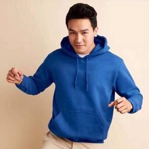 77 - Gildan hoodie hooded sweatshirt / heavy blend