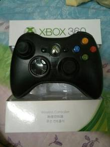 Used wireless controller Xbox360 + receiver