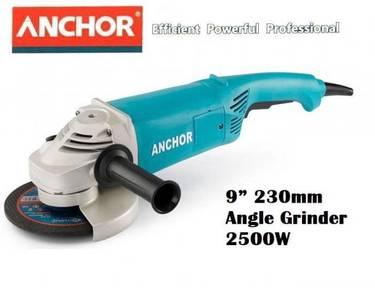 Anchor S1M-TM01-230 Angle Grinder 230mm 2500Watt