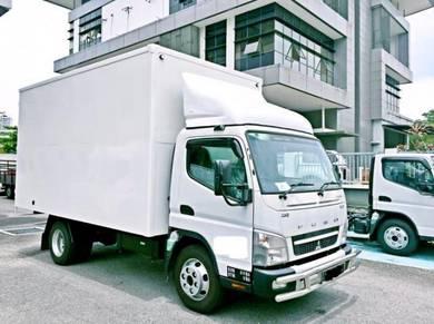 No GST Mitsubishi Fuso 2 Years Warranty Hino Isuzu