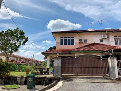 Corner Lot 2 Storey Terrace Bdr Puteri Jaya, Sg Petani -Biru Hartanah-