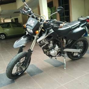 2011 Kawasaki d-tracker 250