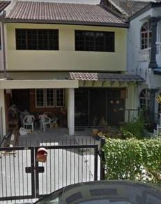Double Storey Terrace House in Taman Melati, Guarded Super Deal