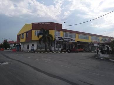 Tanah Lot Banglo di Jenderam, Bangi ( Yayasan al-Jenderami)
