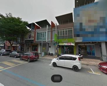 2 Storey Shop Lot Taman Melaka Raya, Bandar Hilir Melaka