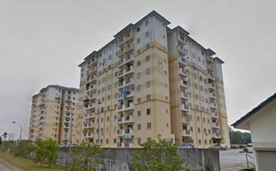 Perdana park apartment btp bandar tasik puteri kundang rawang