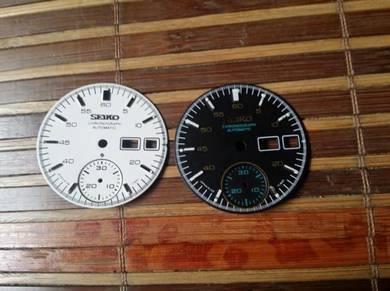 Seiko Helmet Dial watch