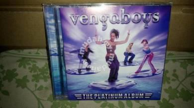 CD Vengaboys - The Platinum Album