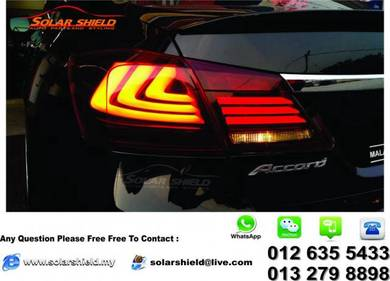 Honda Accord LED Light Bar Tail Lamp