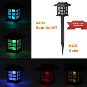 Solar Powered Garden Landscape Light Waterproof