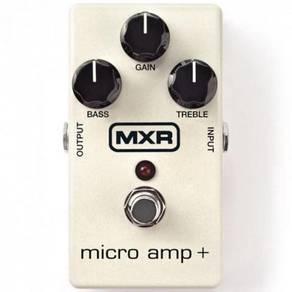 Jim Dunlop M233 Micro Amp Plus Guitar Effect Pedal