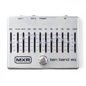 Jim Dunlop MXR M108S 10Band Equaliser Effect Pedal