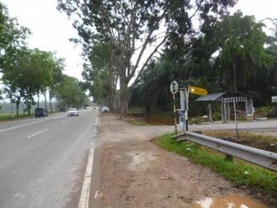 Corner Lot at Jalan Kluang, Parit Raja, Batu Pahat
