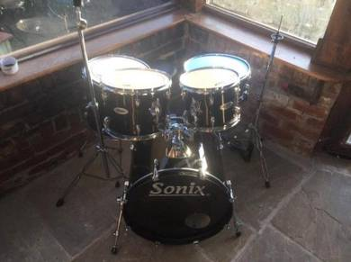 SONIX drum kit custom snare Chesterfield, Derbyshi