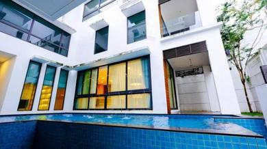 Modern Bungalow 3 Storey, Sering Ukay , Ampang