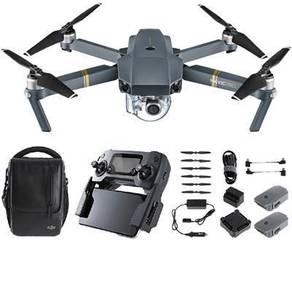 DJI Mavic Pro 4K Drone Fly More Combo