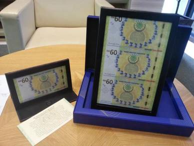 RM60 BNM Commemorative Note