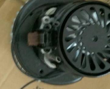 Wet and dry vacuum motor
