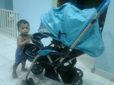 Stroller baby My dear