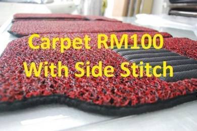 Tinted Carpet PERSONA SAGA IRIZ e WAJA PREVE WIRA