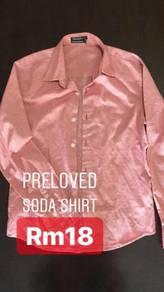 Preloved shirt,jeans&shortpants